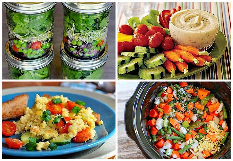 BIGPIC15 8 шагов к здоровой жизни   8 способов есть больше овощей