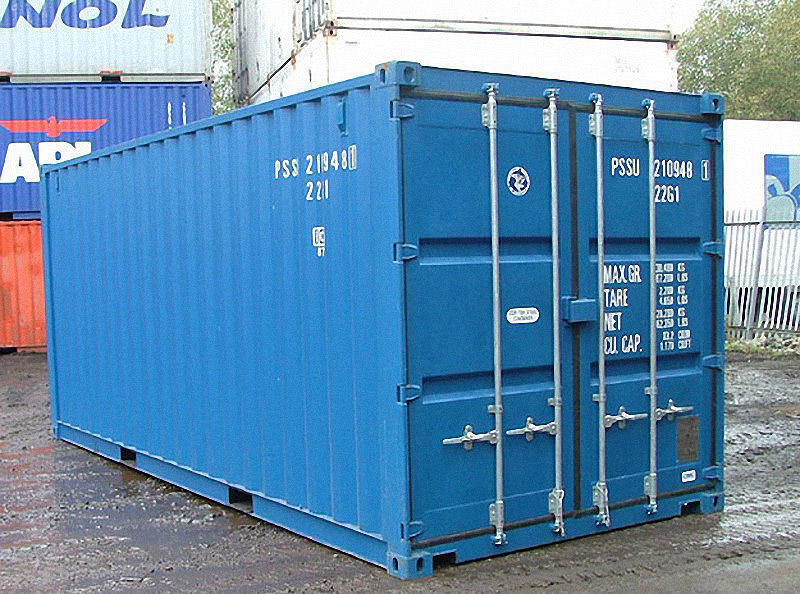 Containers01 Дома из контейнеров