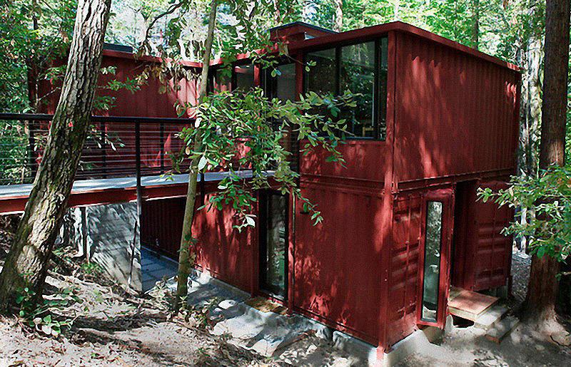 Containers29 Дома из контейнеров
