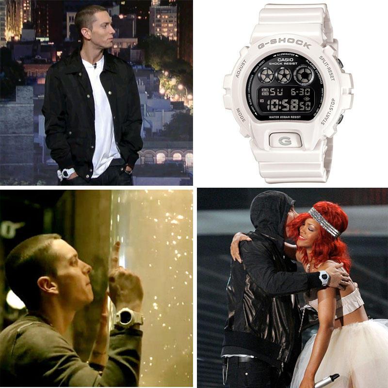 Eminem Какие часы носят знаменитости