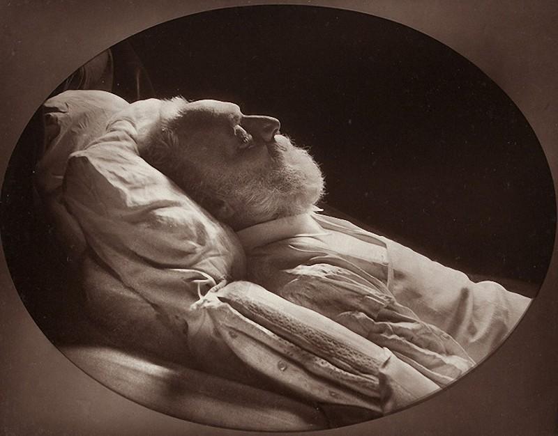 From1800s051 Посмертные портреты времен королевы Виктории