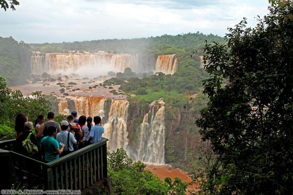 Iguazu03 Водопады Игуасу