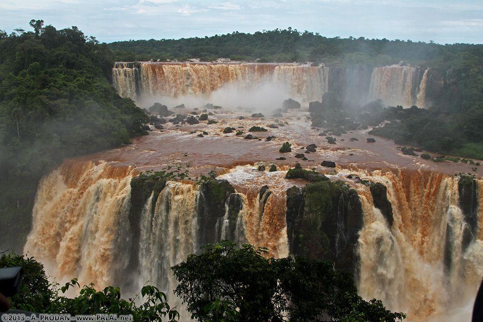 Iguazu06 Водопады Игуасу