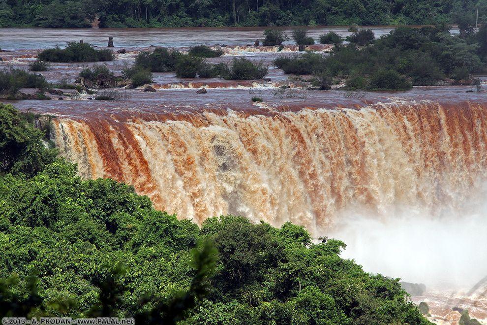 Iguazu09 Водопады Игуасу