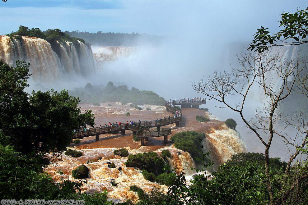 Iguazu10 Водопады Игуасу