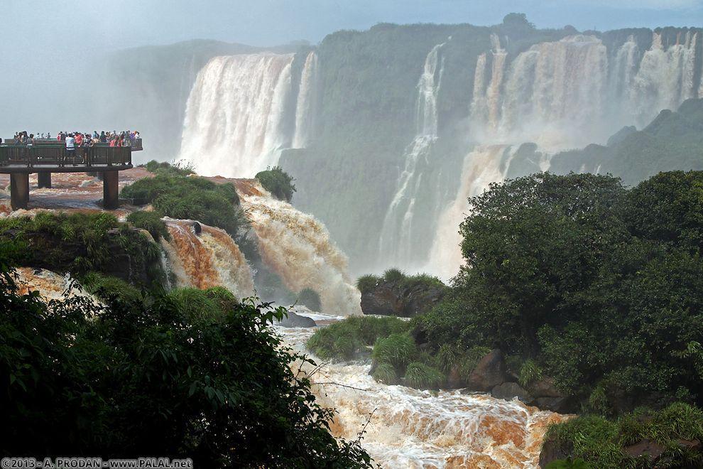 Iguazu11 Водопады Игуасу