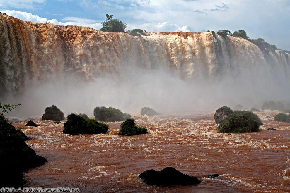 Iguazu12 Водопады Игуасу