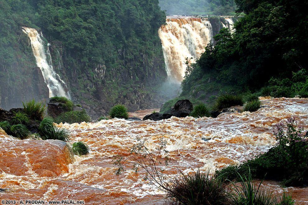 Iguazu13 Водопады Игуасу