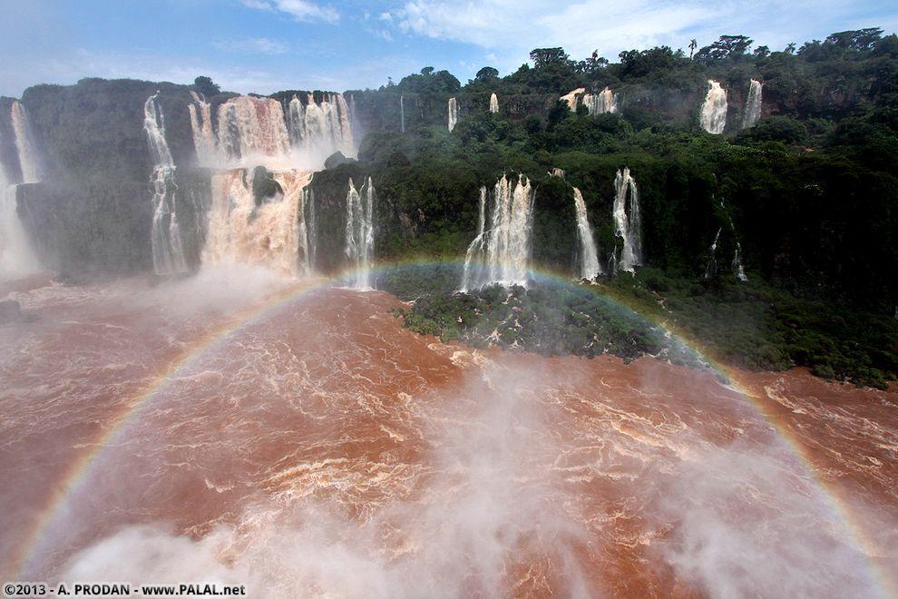Iguazu15 Водопады Игуасу