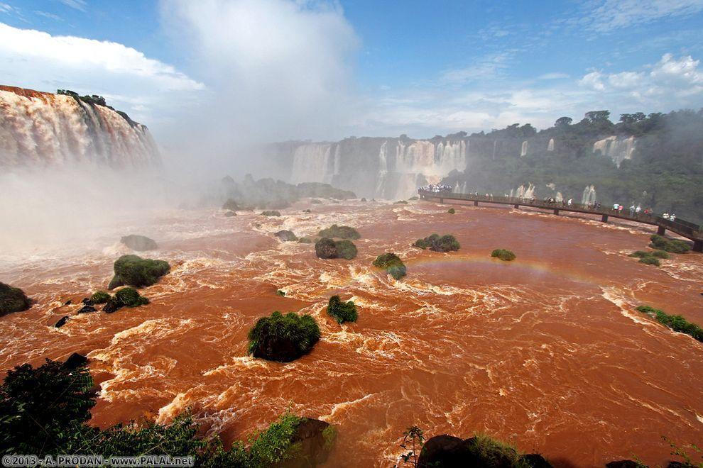 Iguazu16 Водопады Игуасу