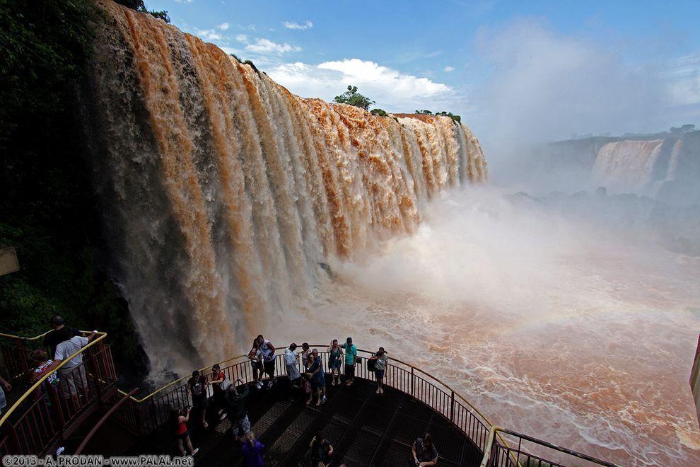 Iguazu18 Водопады Игуасу