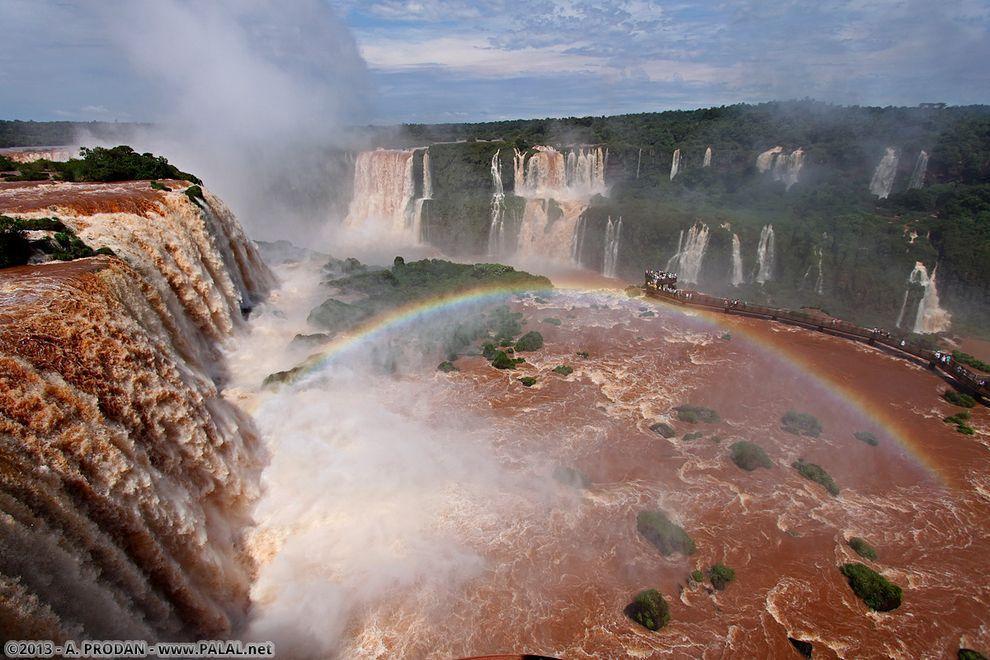 Iguazu19 Водопады Игуасу