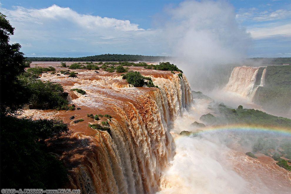 Iguazu20 Водопады Игуасу