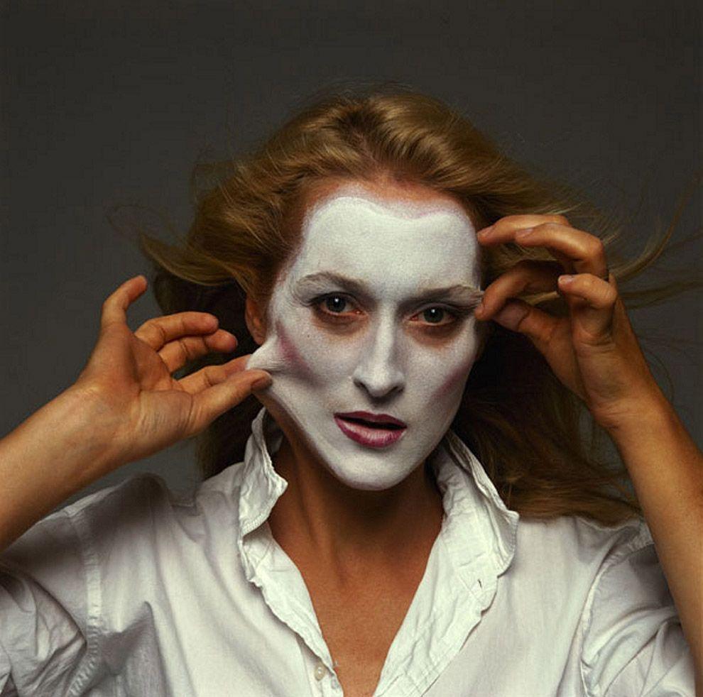 Leibovitz01 20 самых впечатляющих фото звезд, созданных Энни Лейбовиц