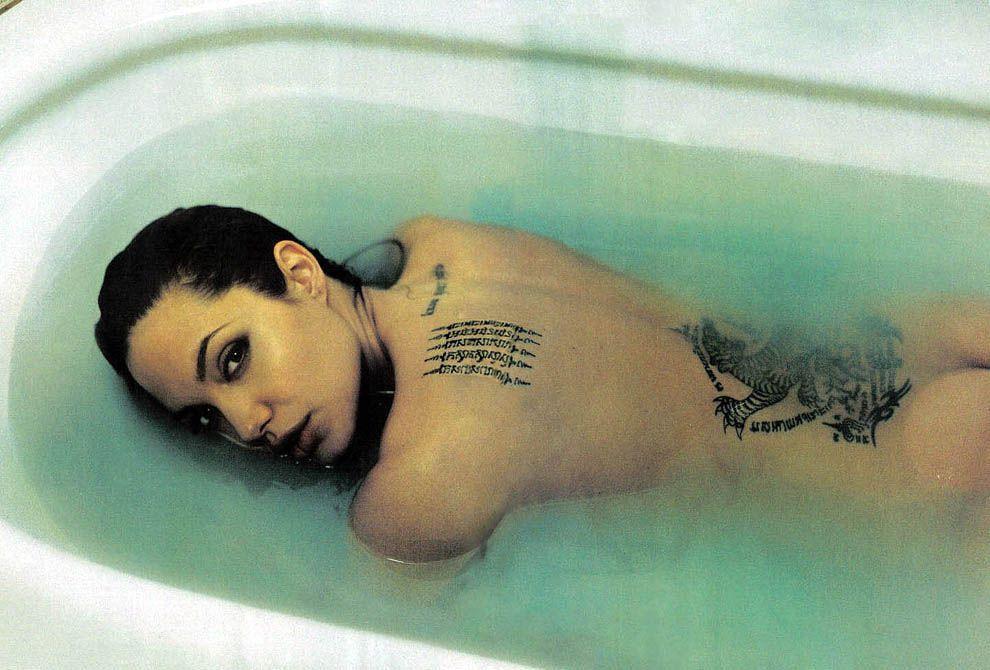 Leibovitz14 20 самых впечатляющих фото звезд, созданных Энни Лейбовиц