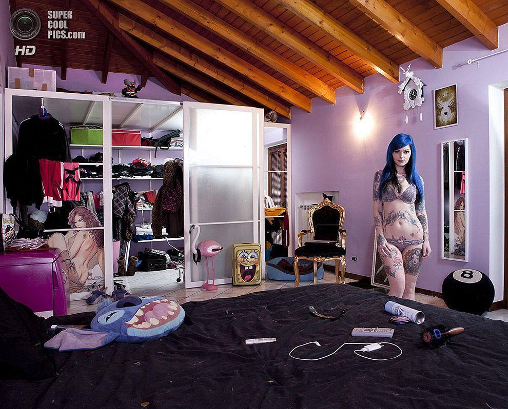 MirrorsnWindows16 Окно в женскую спальню