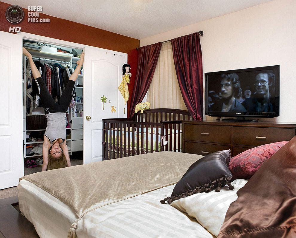 MirrorsnWindows30 Окно в женскую спальню