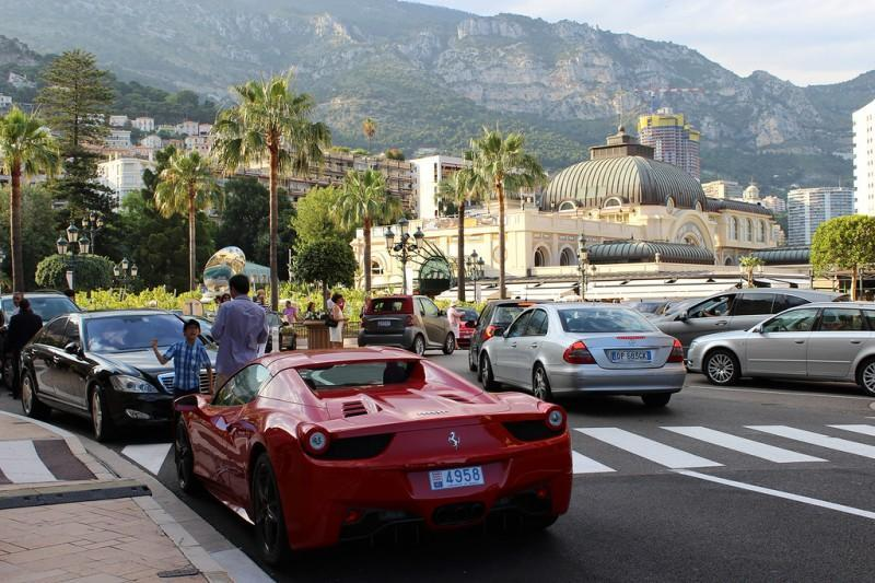 Прогулка по Монте-Карло