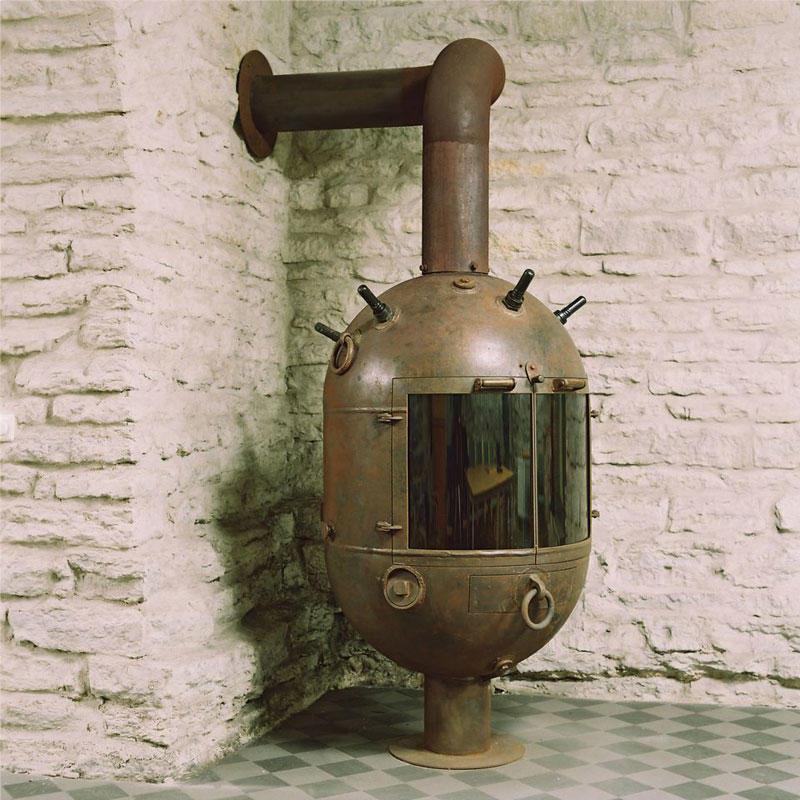 Navalmine01 Мебель из старых морских мин