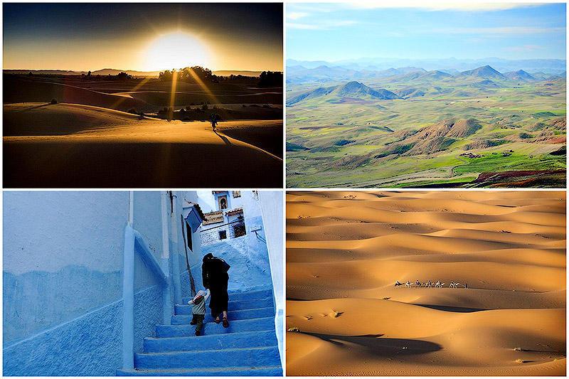 10 причин побывать в Марокко