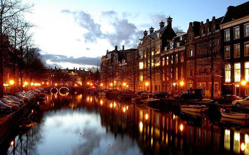 WaterCities01 10 городов на воде, которые стоить посетить