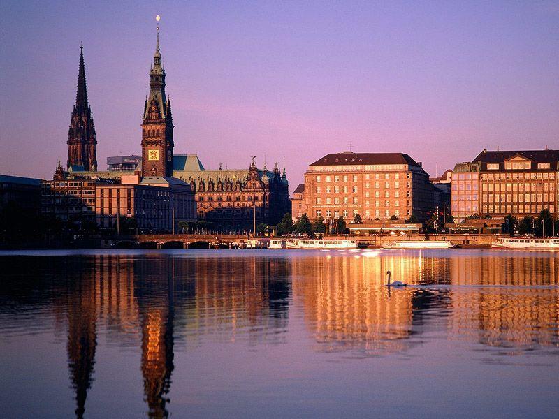 WaterCities02 10 городов на воде, которые стоить посетить