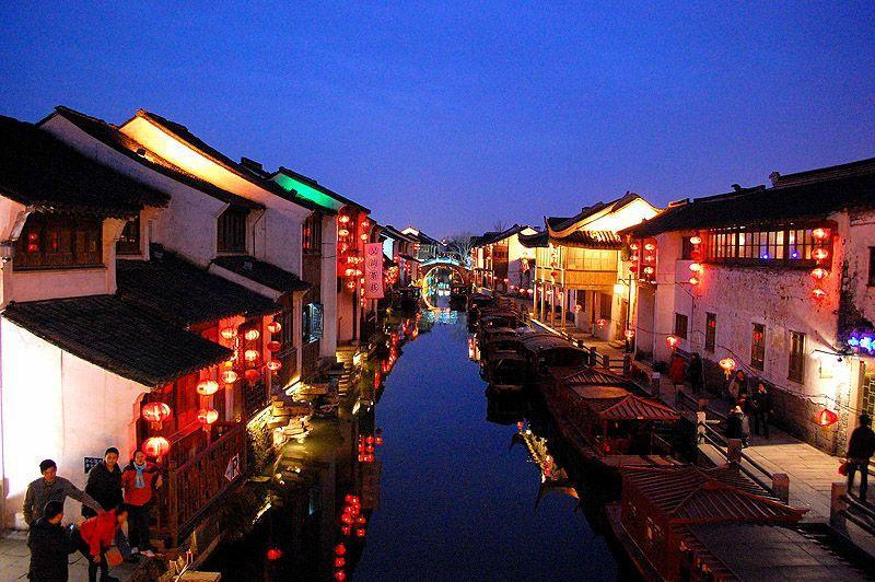 WaterCities03 10 городов на воде, которые стоить посетить