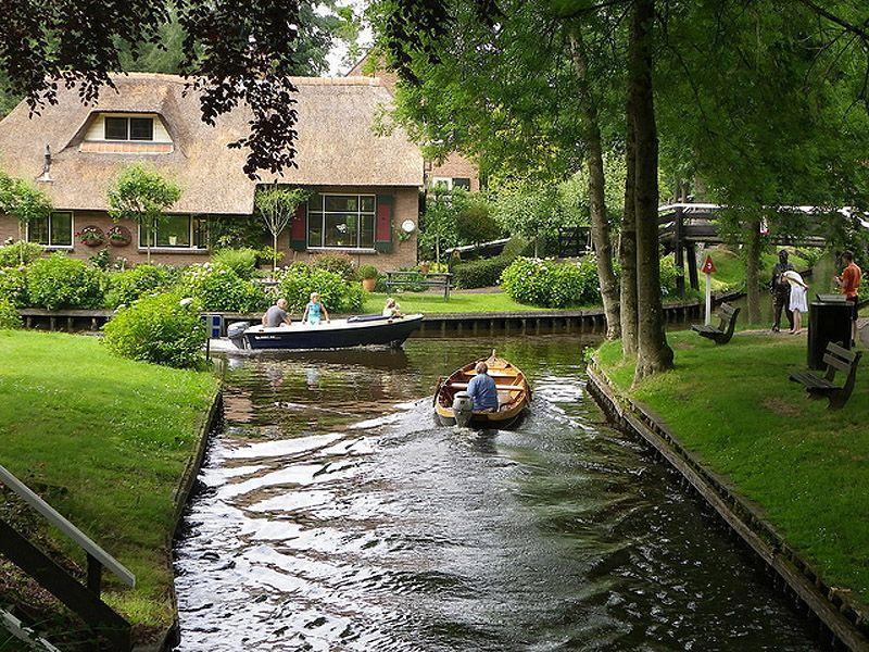 WaterCities05 10 городов на воде, которые стоить посетить