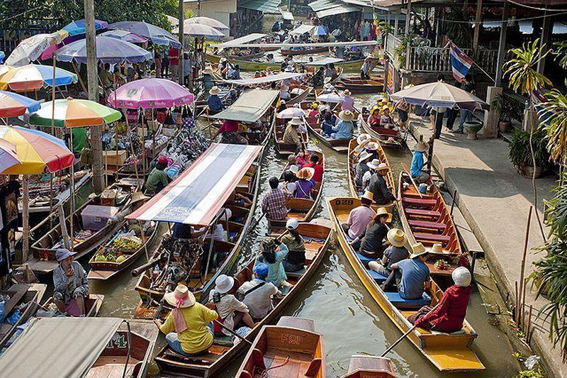 WaterCities07 10 городов на воде, которые стоить посетить