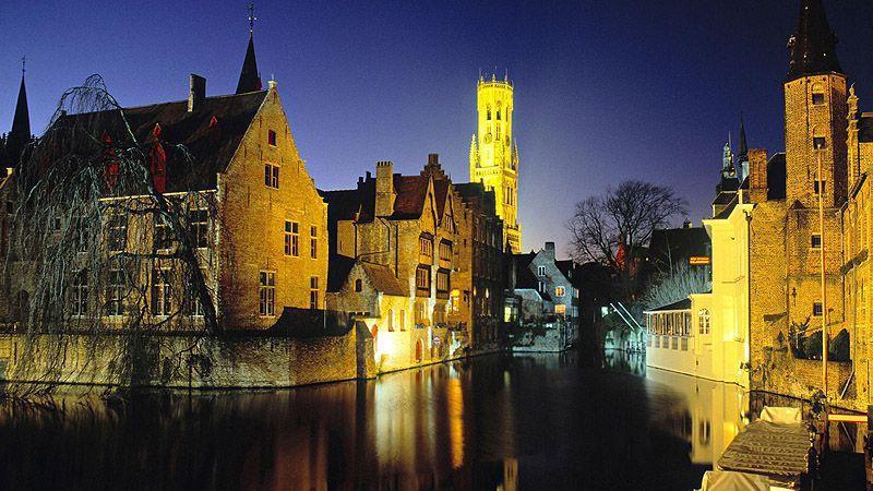 WaterCities09 10 городов на воде, которые стоить посетить