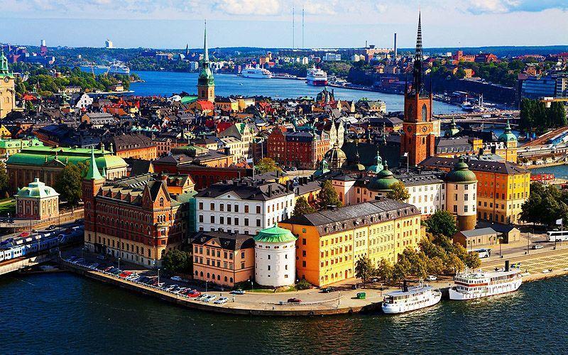 WaterCities10 10 городов на воде, которые стоить посетить