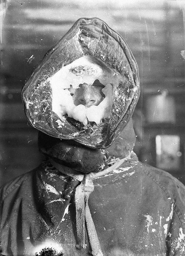 antarctica13 Самые впечатляющие фотографии Антарктиды начала 20 века