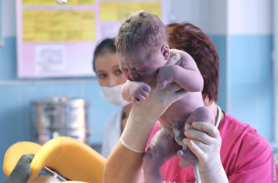 birth44 Как рождается ребенок