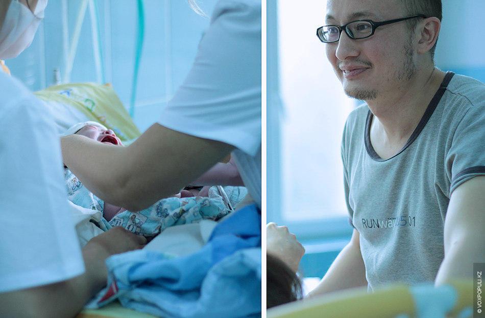 birth47 Как рождается ребенок