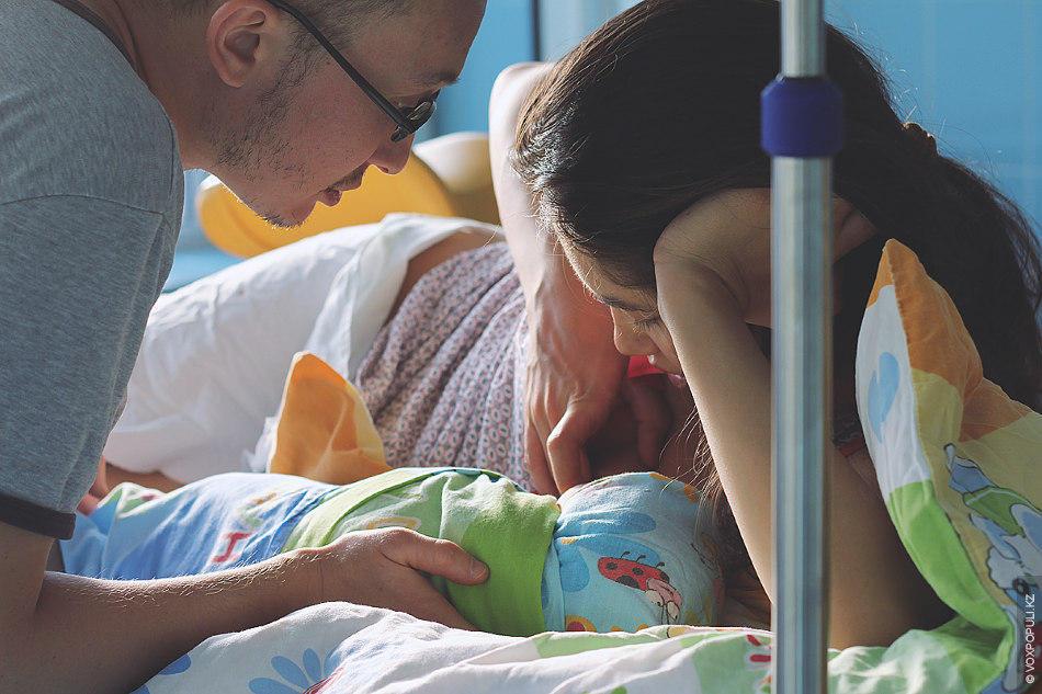 birth57 Как рождается ребенок