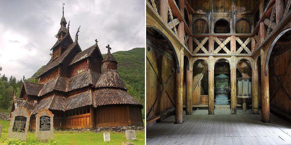 churches01 11 самых необычных церквей нашей планеты