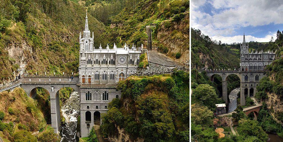 churches02 11 самых необычных церквей нашей планеты