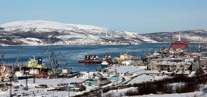 6. Приятно удивляет северный город-порт Мурманск, который оставил далеко позади Москву и Санкт-Петербург в рейтинге...