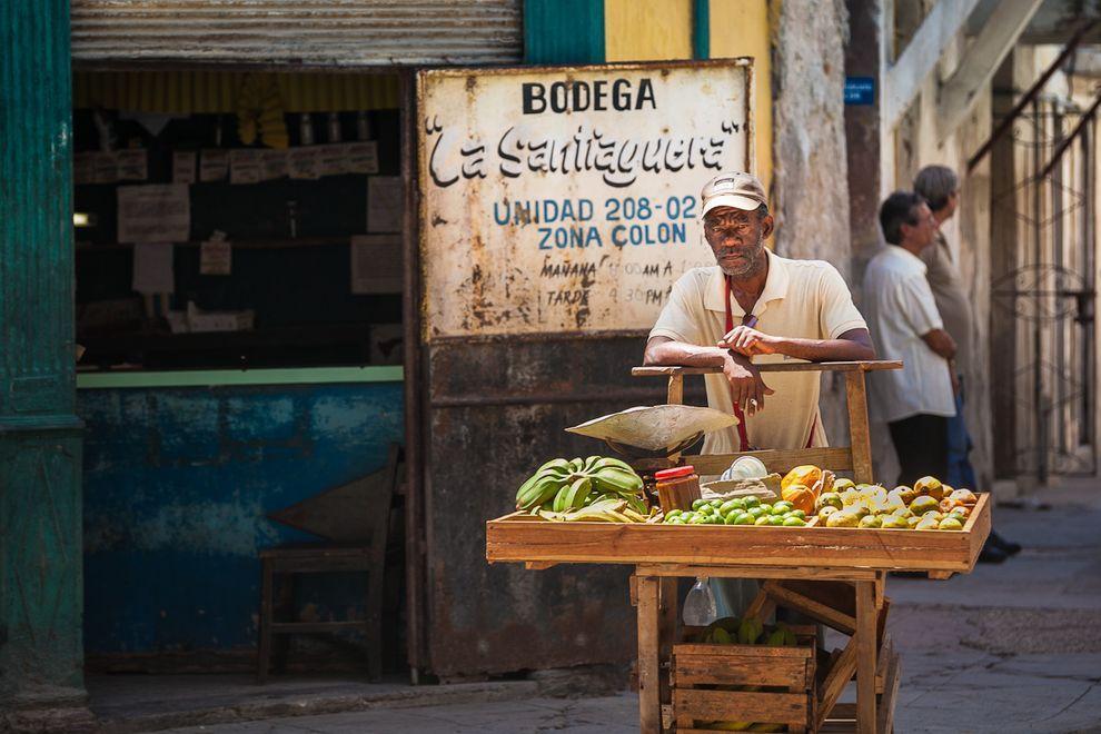 cubastore01 Кубинские магазины как зеркало социалистической революции