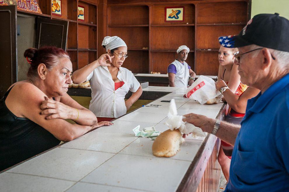 cubastore06 Кубинские магазины как зеркало социалистической революции