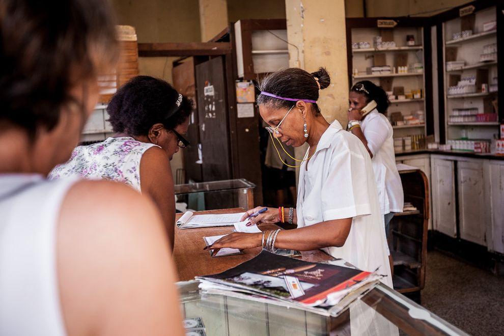 cubastore07 Кубинские магазины как зеркало социалистической революции