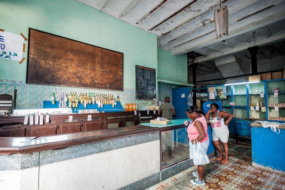cubastore08 Кубинские магазины как зеркало социалистической революции