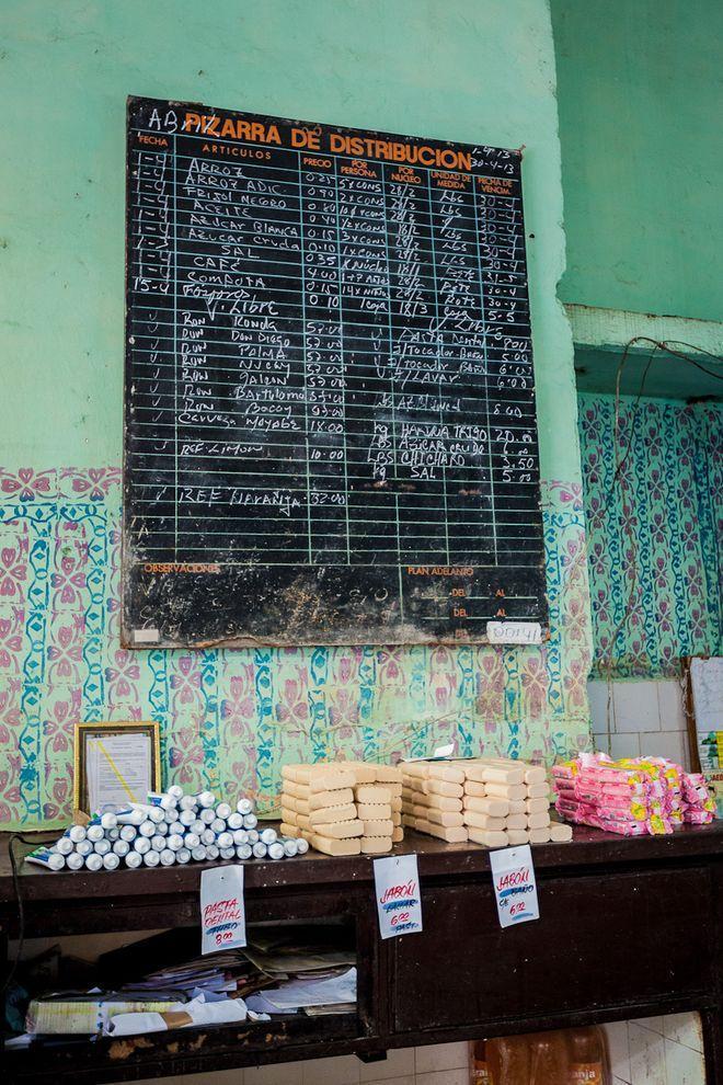cubastore09 Кубинские магазины как зеркало социалистической революции