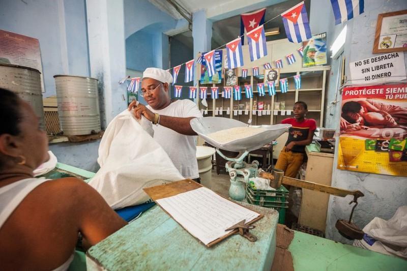 cubastore10 800x533 Кубинские магазины как зеркало социалистической революции