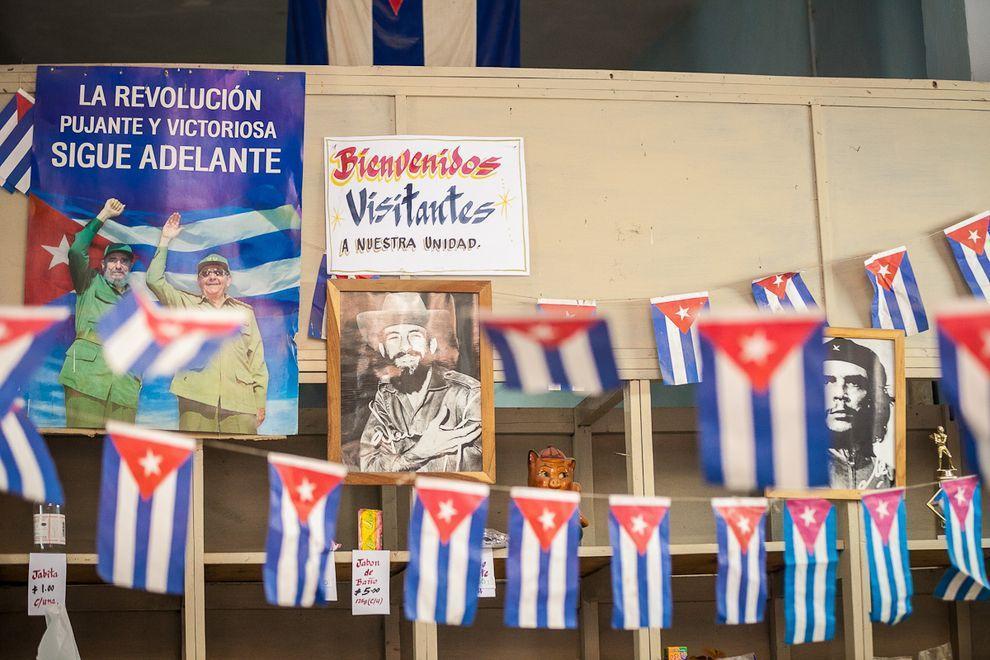cubastore11 Кубинские магазины как зеркало социалистической революции
