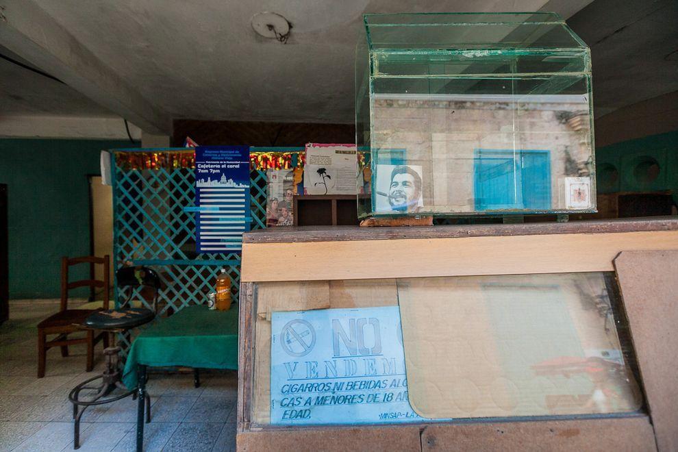 cubastore12 Кубинские магазины как зеркало социалистической революции
