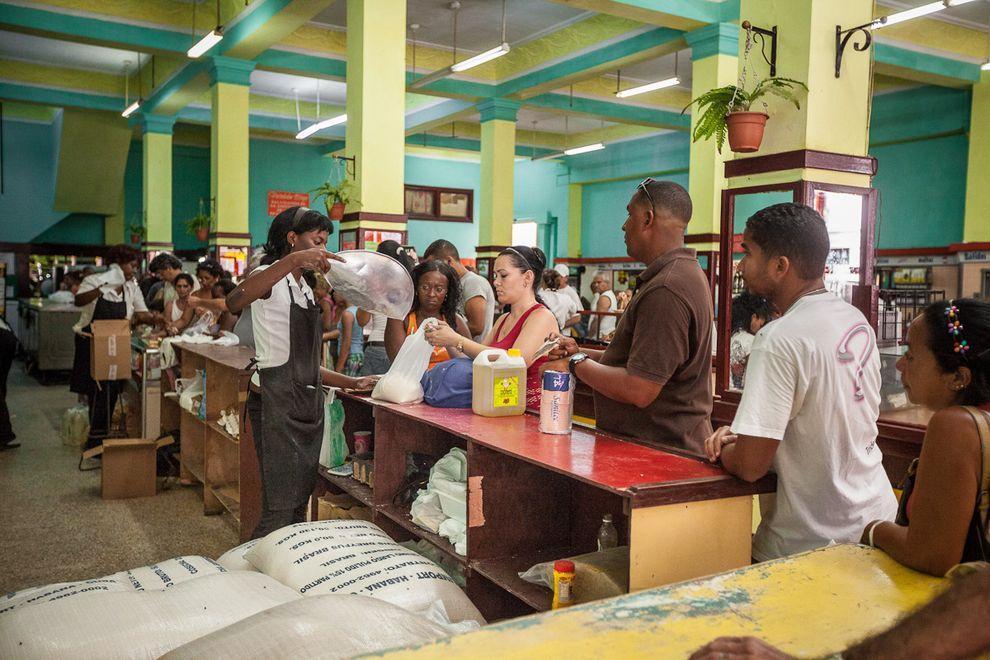 cubastore13 Кубинские магазины как зеркало социалистической революции