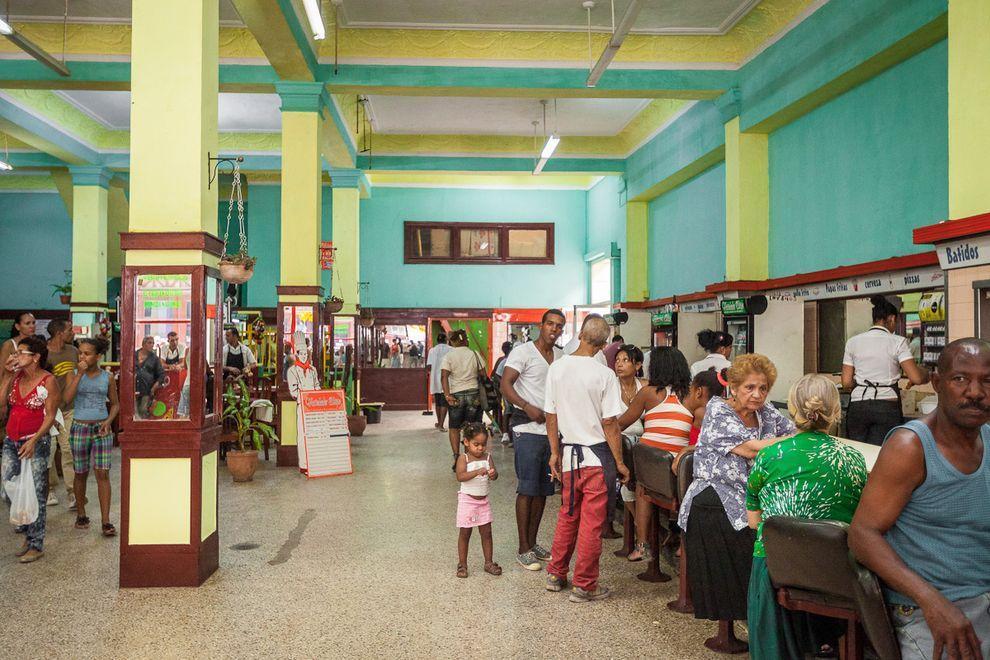 cubastore14 Кубинские магазины как зеркало социалистической революции