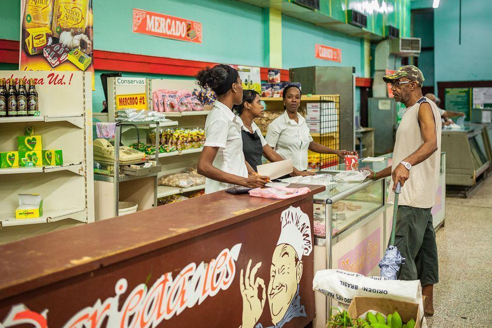 cubastore15 Кубинские магазины как зеркало социалистической революции