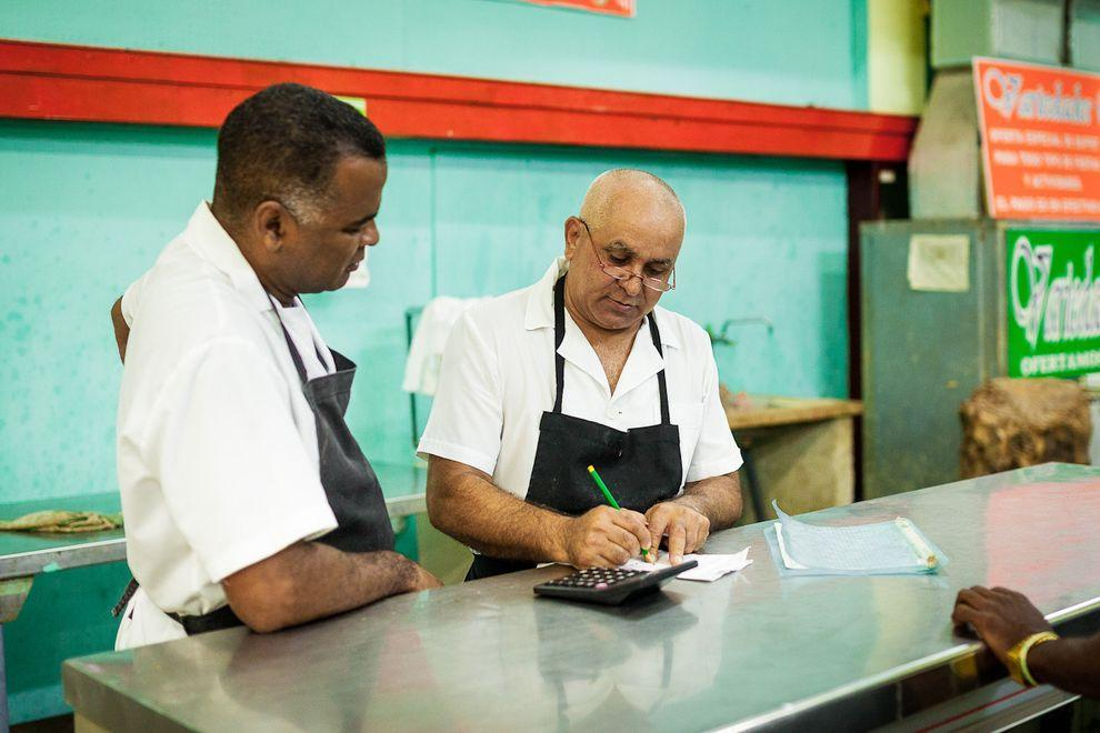 cubastore16 Кубинские магазины как зеркало социалистической революции